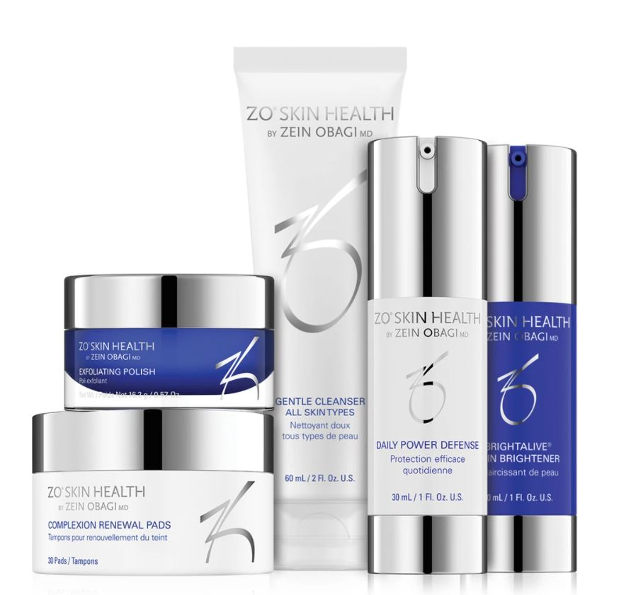 ZO Skin Brightening Program